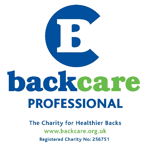 Backcare professional logo
