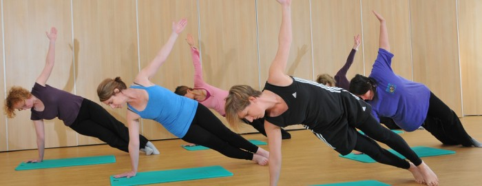 Advanced pilates classes